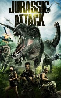 The Lost War of Jurassic attack