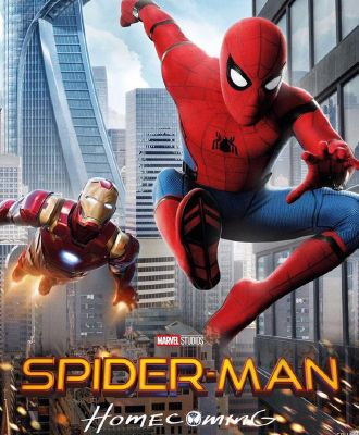 Spider Man Homecoming 3D