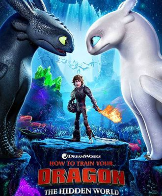 How to Train Your Dragon The Hidden World Tamil 3D