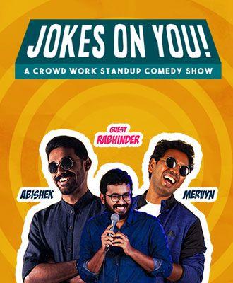 Jokes on you