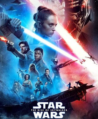 Star Wars The Rise of Skywalker 3D