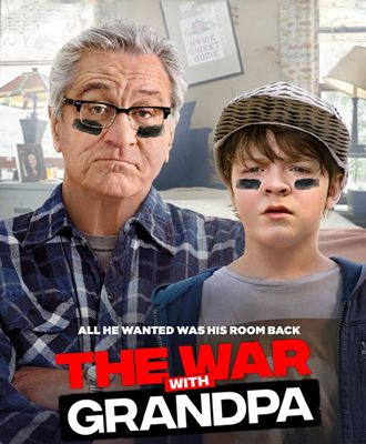 The War With Grandpa - English 2D